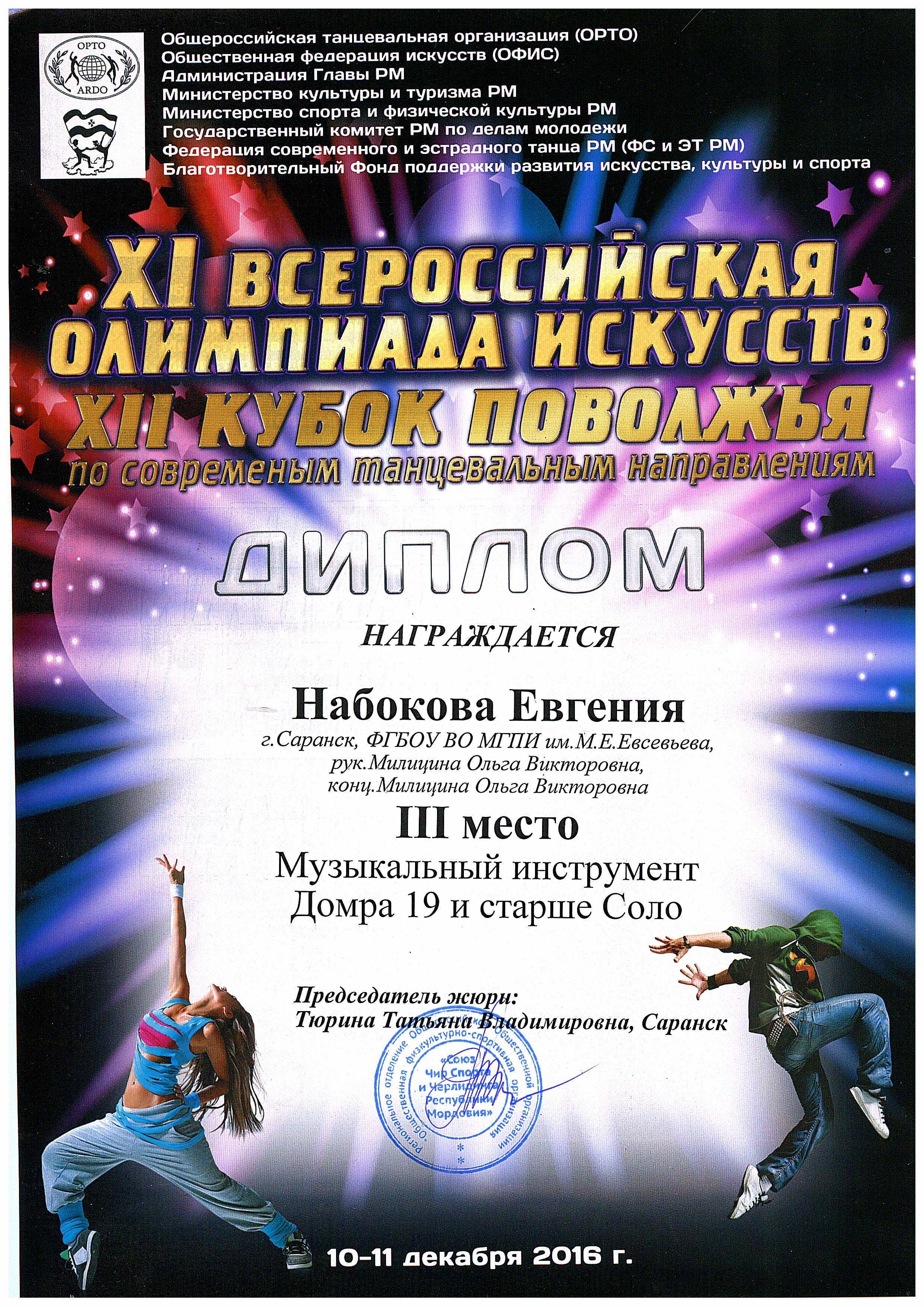 Кубок цфо и конкурс дебют_1